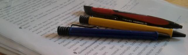 3-Stift-Korrektur