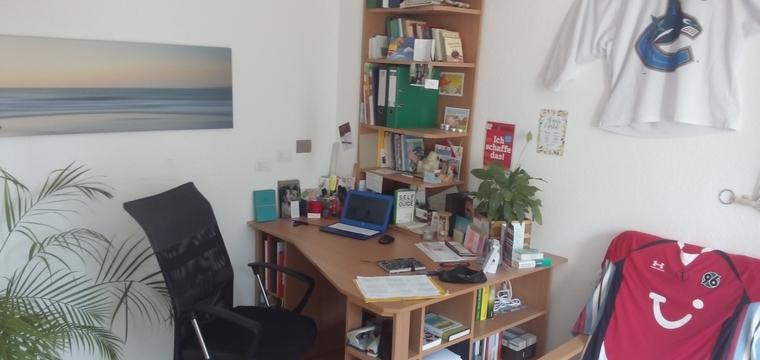 Büro – Ort der Konzentration