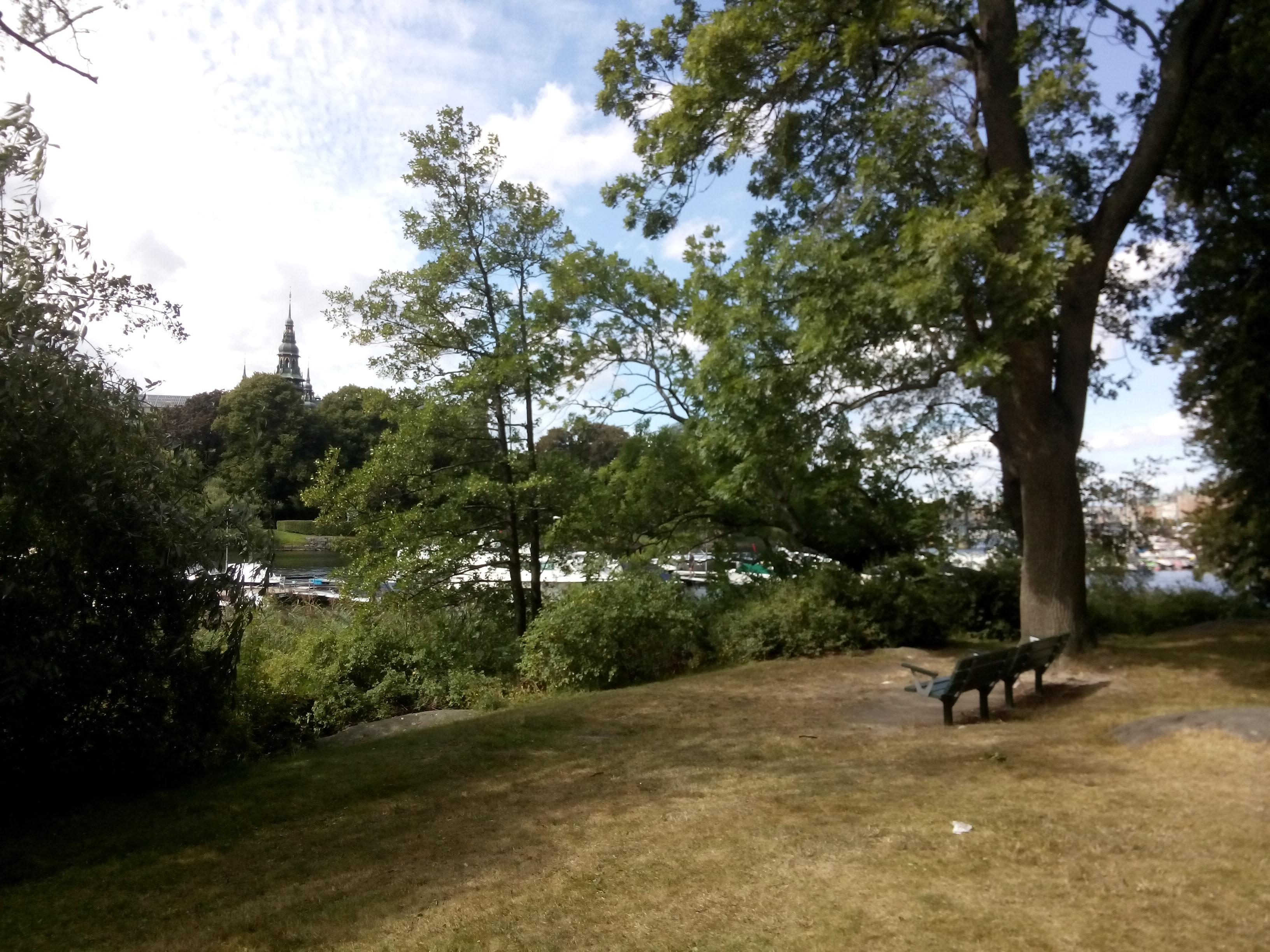 Stockholm: Nobelparken