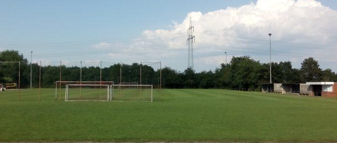 Fußballplatz Kreisklasse